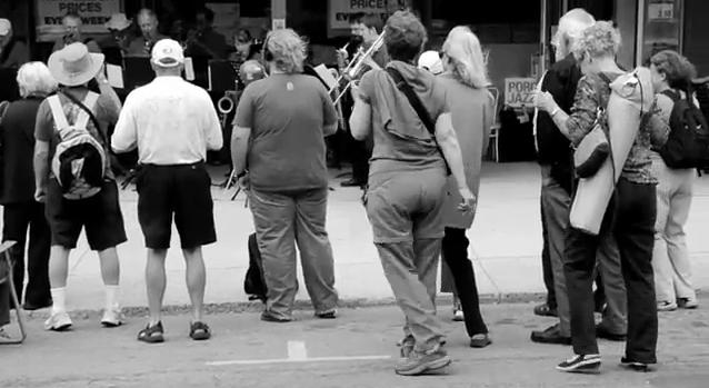 Porch Jazz, Jazz Festival, Kingston, Ontario