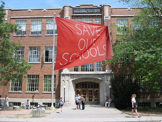 save, our, schools, kcvi, qecvi