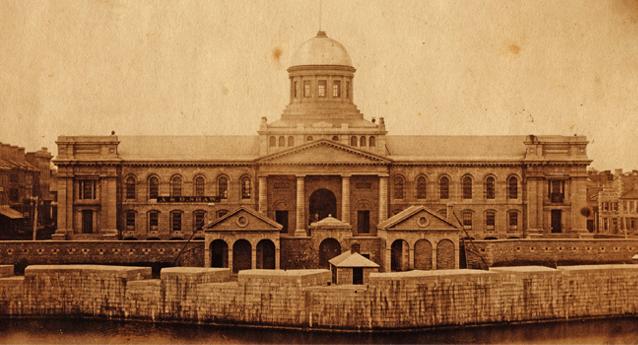 Kingston City Hall, Market Battery, Kingston, Ontario
