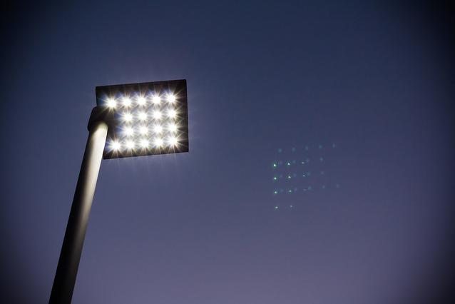 LED Street Lights, Kingston, Ontario