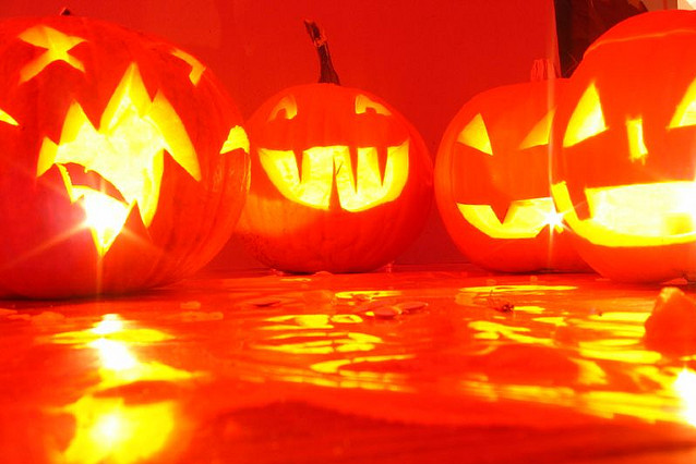 Halloween, Trick or Treat, Kingston, Ontario
