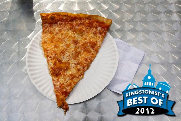 Best Pizzeria in Kingston