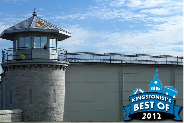 Kingston Penitentiary, KP