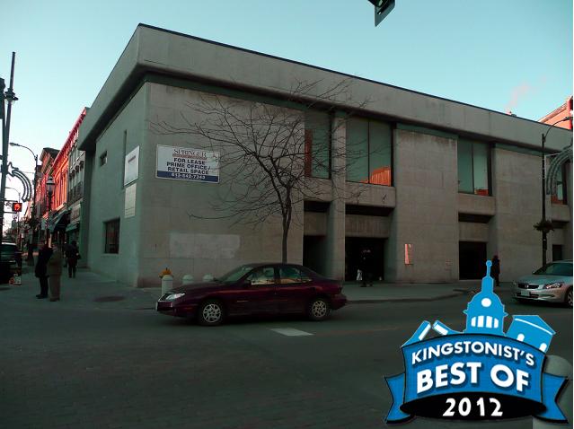 Downtown Kingston architecture, Jack Astor's, Milestone's, The Keg