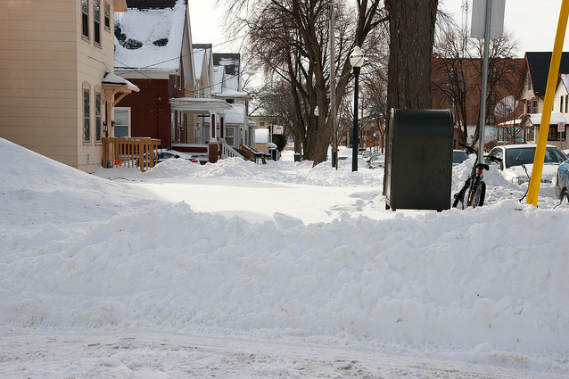 What if Kingston, snow removal