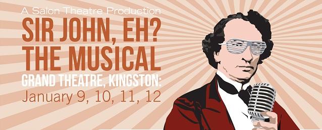 Sir John, Eh? The Musical