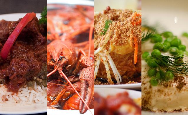 ethnic food, Kingston