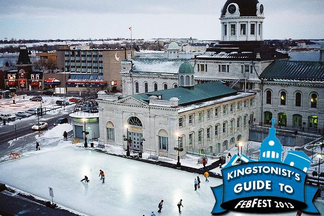 FebFest 2013, Kingston