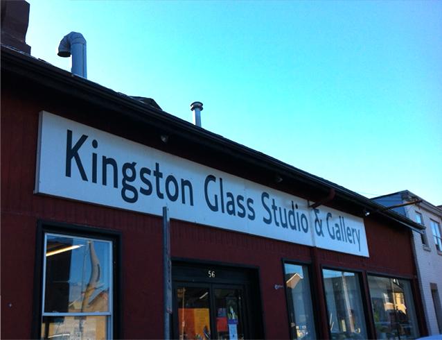 Kingston Glass Studio and Gallery, artignite, Kingston, Ontario