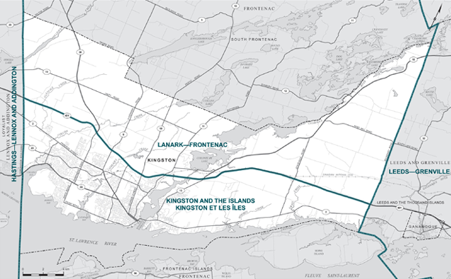 Re-Thinking Riding Boundary Lines, Kingston and the Islands