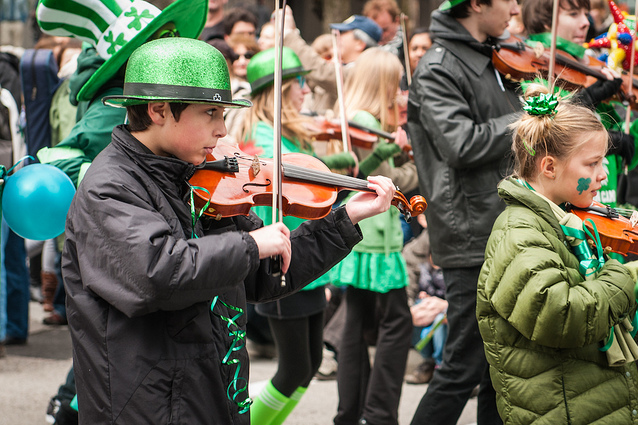 St. Patrick's Day, absenteeism