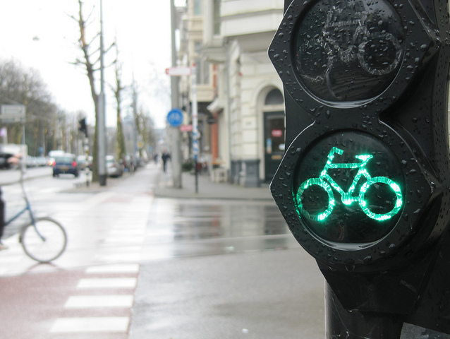 Cycling city, pedestrian city, sustainability
