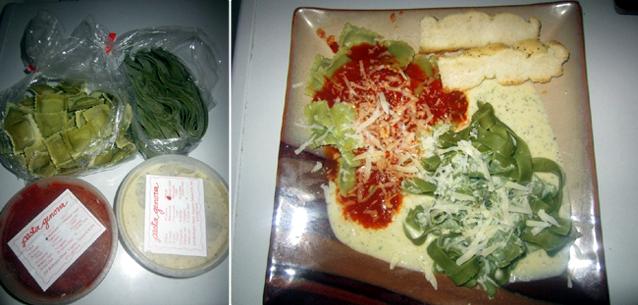 Pasta Genova