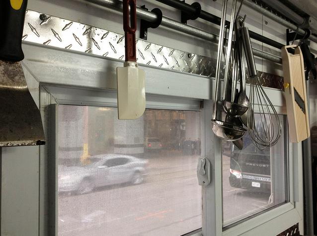 Mobile Sustainability, Food Trucks