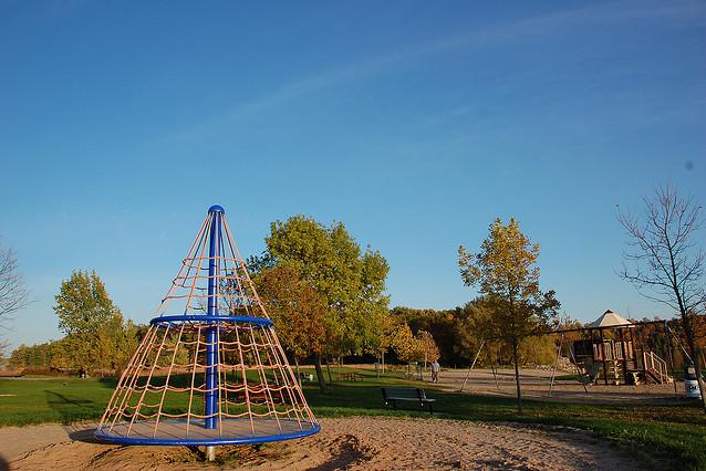 parks, greenspace in Kingston