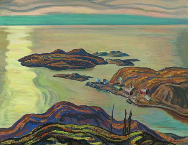Canadian Group of Painters, Agnes Etherington Art Centre