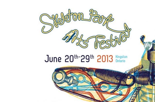 Skeleton Park Arts Festival, Guide, Kingston, Ontario