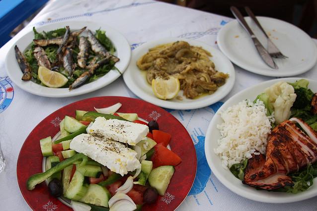 Greek Restaurant, Greek food in Kingston
