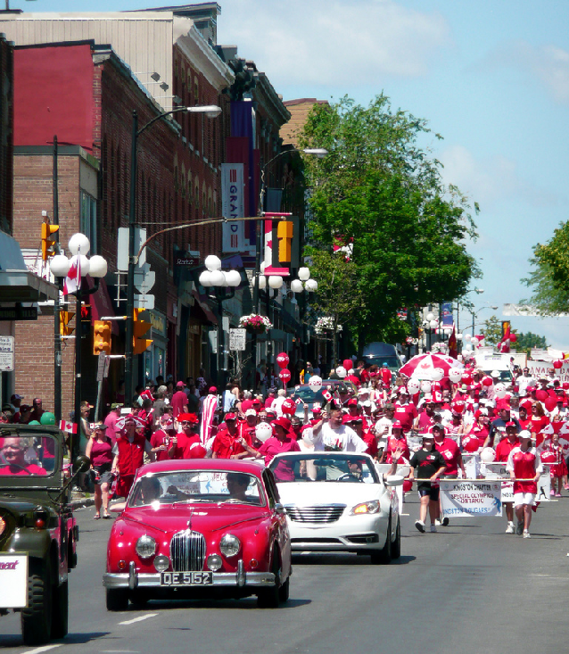 Canada Day 2014, Kingston, Ontario