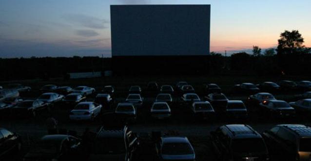 Kingston Family Fun World, drive-in theatre, movies, Kingston, Ontario