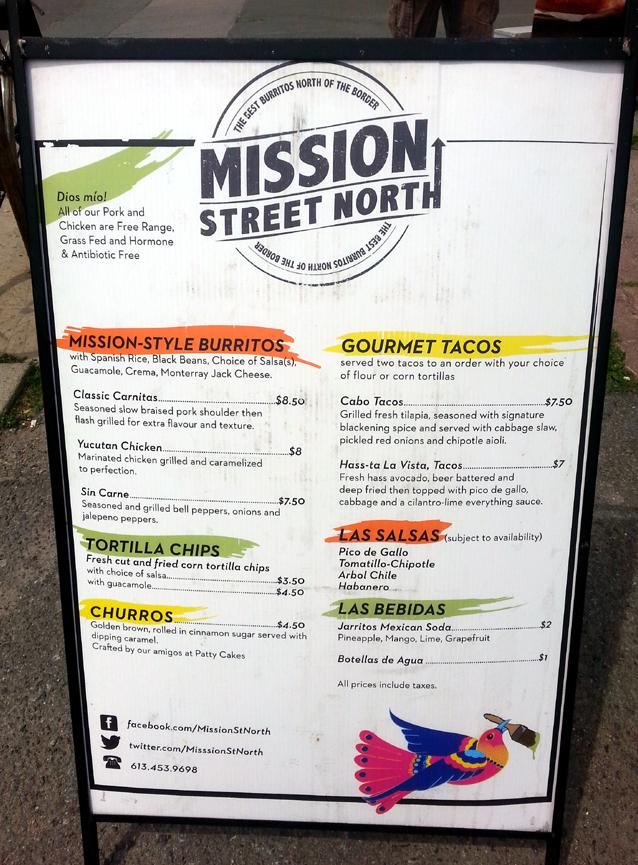 Mission Street North