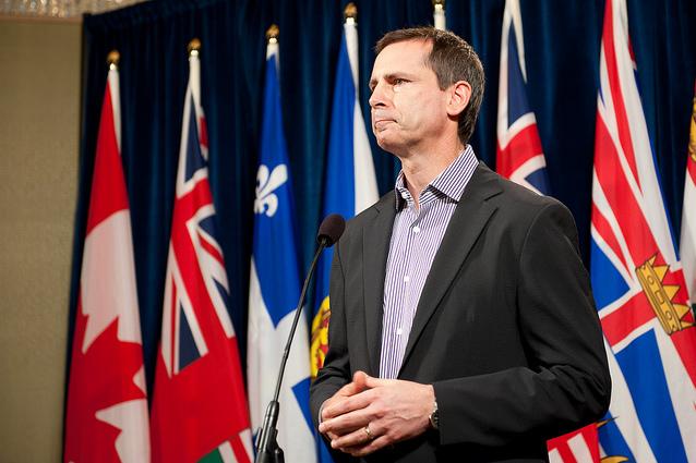 Dalton McGuinty, Ontario Liberal Party