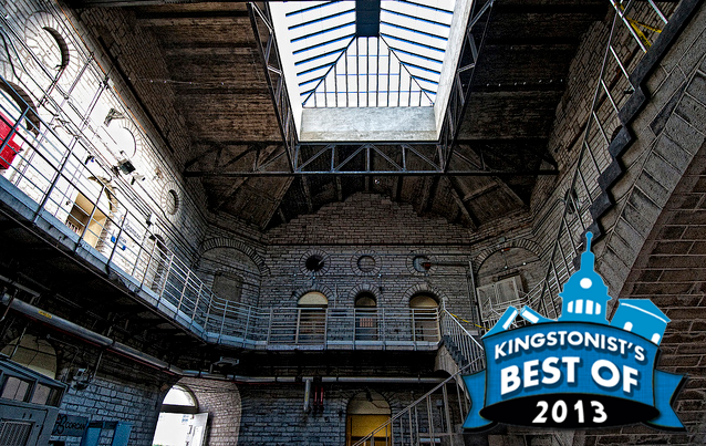 Kingston Penitentiary tickets, sold out