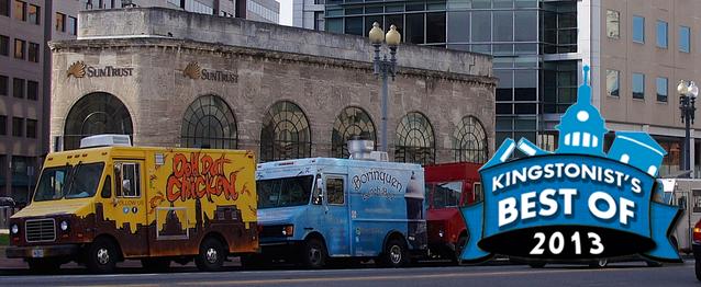 best food truck in Kingston, Ontario