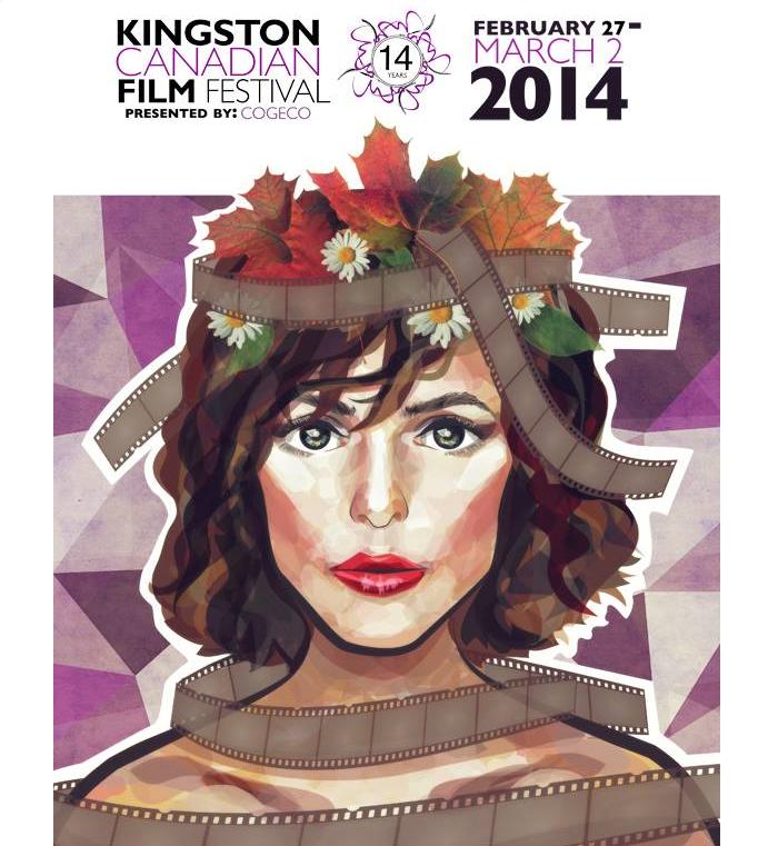 Kingston Canadian Film Festival, movies, downtown Kingston