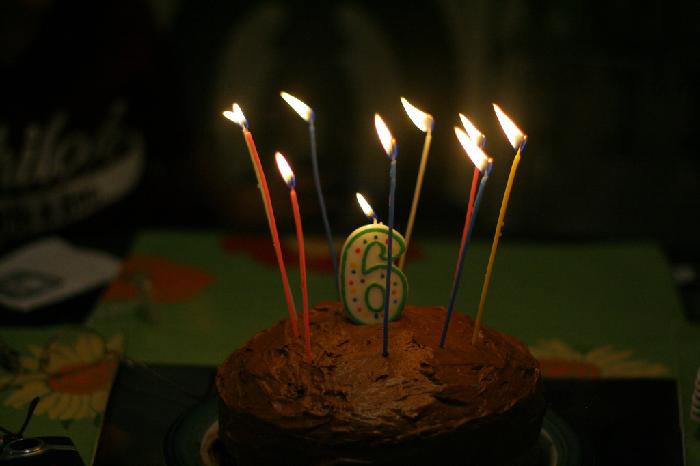 Kingstonist's 6th birthday, contest