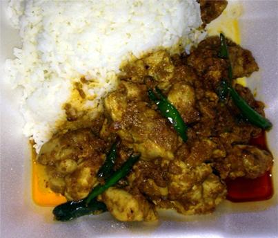 Pat's Restaurant, Thai, Cambodian, Kingston