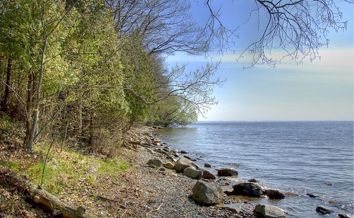 Kingston Trails, Lemoine Point Conservation Area