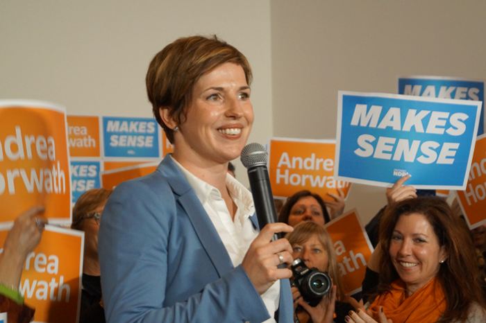 Mary Rita Holland, NDP, New Democrat Party, MPP candidate, Kingston and the Islands