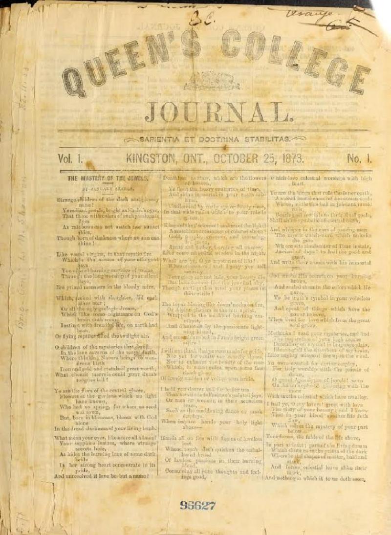 Queen's College Journal