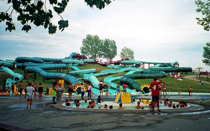 waterpark, Mark Gerretsen, Lake Ontario Park