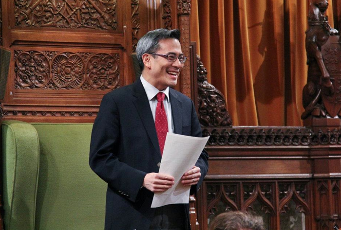 ted hsu, mpp, member of parliament, liberal party, kingston, ontario