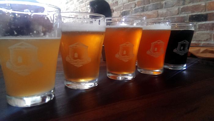 Stone City Ales, Kingston, Ontario