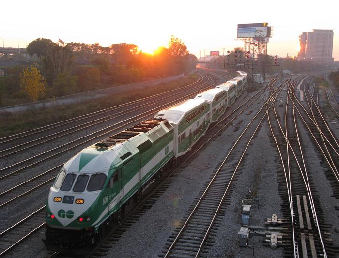 go train, kingston, election, downes, mayor, candidate, ontario, toronto, gta, rail