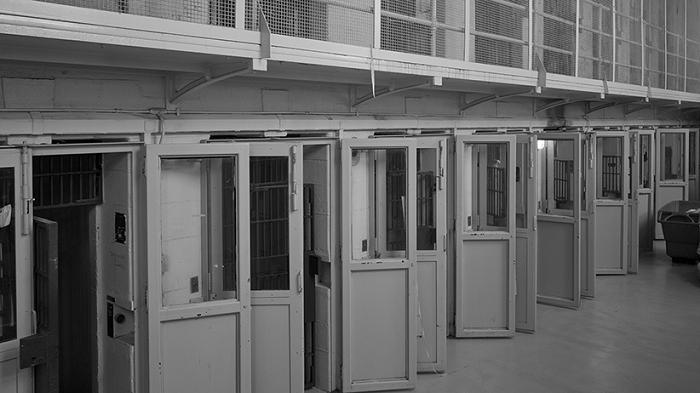 Geoffrey James, Inside Kingston Penitentiary