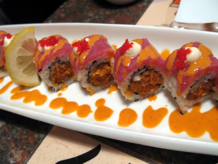 Best Sushi in Kingston, Ontario