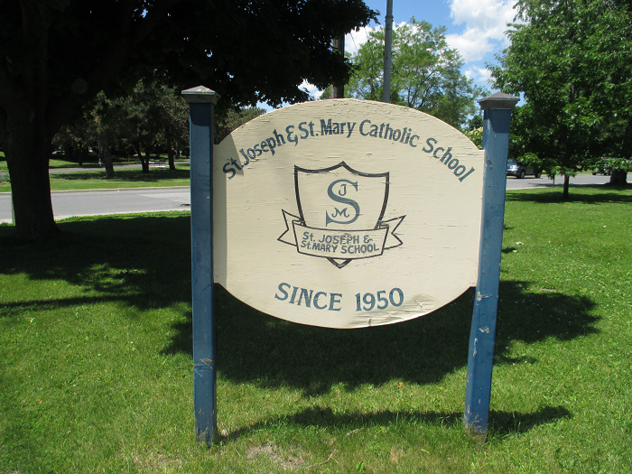 St. Joseph's and St. Mary's Catholic School