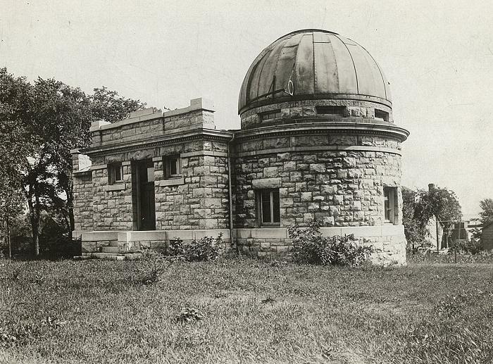 Queen's University, observatory, Kingston, Ontario