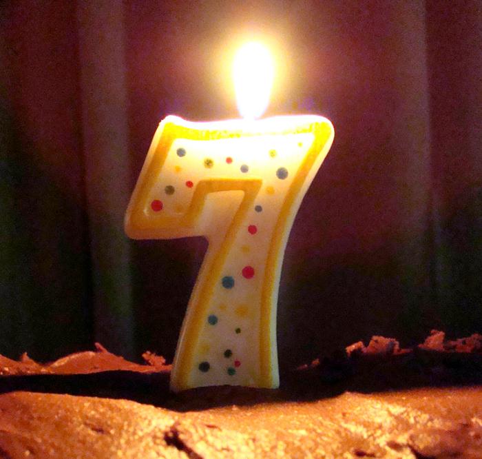 Kingstonist 7th Birthday, contest