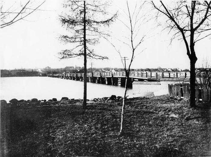Penny Bridge, Kingston, Ontario
