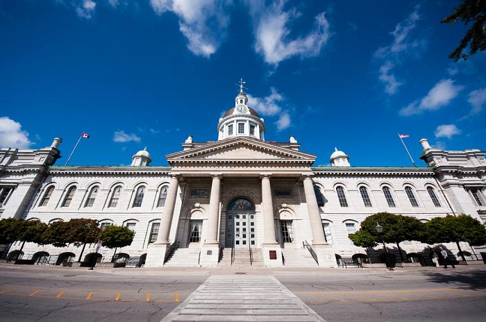 City of Kingston, survey, Kingston, Ontario