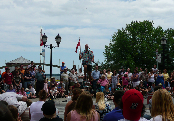 weekly poll, July events, Kingston, Ontario