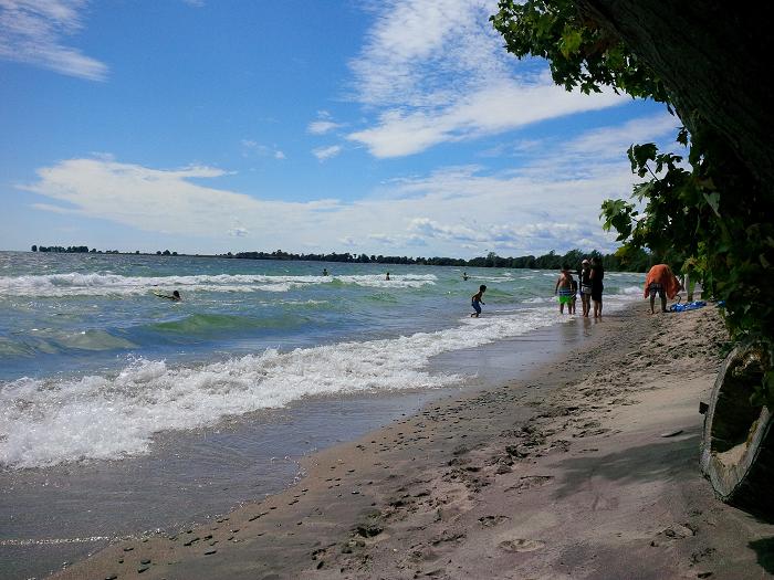 ygkchallenge, summer, Kingston, Ontario