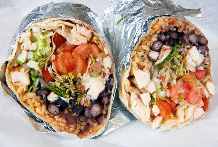 Best burrito in kingston, Ontario