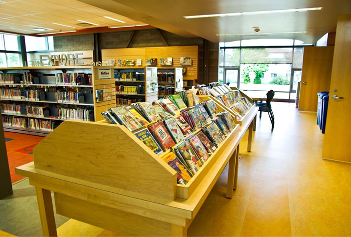 Kingston Frontenac Public Library, Canadian Library Month, KFPL
