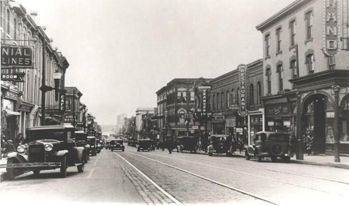 Princess Street, Kingston, Ontario